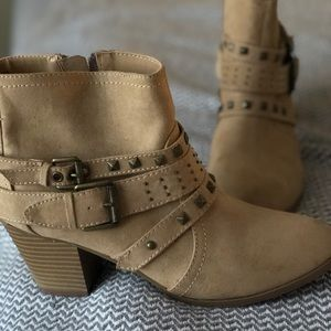 *Just Listed* Express Detailed Booties